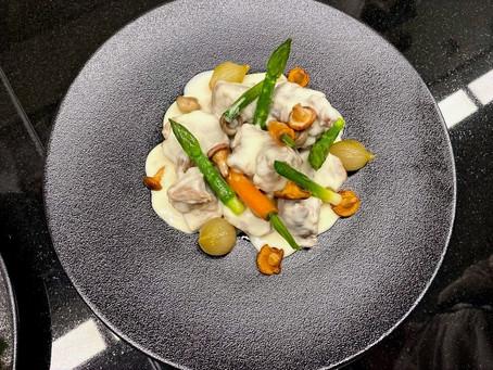 【巴黎藍帶廚藝學校】食譜分享 Resette【Blanquette de veau】Le Cordon Bleu Paris cuisine de base 從主廚的角度看世界chefeye