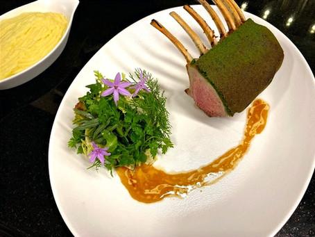 【巴黎藍帶廚藝學校】食譜分享 Resette【Carré d'agneau en persillade】Le Cordon Bleu cuisine Intermédiaire從主廚的角度看世界