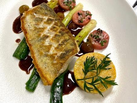 【巴黎藍帶廚藝學校】食譜分享 Resette【Filet de Sandre】Le Cordon Bleu Paris cuisine Intermédiaire從主廚的角度看世界chefeye