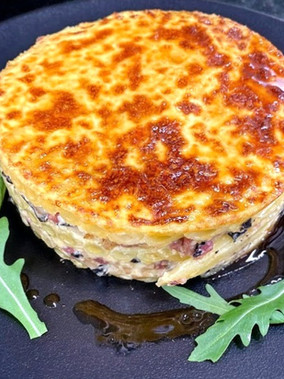【巴黎藍帶廚藝學校】食譜分享 Resette【Gratin de macaroni】Le Cordon Bleu cuisine Supérieure從主廚的角度看世界chefeye