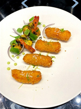 【巴黎藍帶廚藝學校】食譜分享 Resette【Croquette de patates】Le Cordon Bleu cuisine Supérieure從主廚的角度看世界chefeye