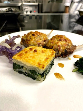 【巴黎藍帶廚藝學校】食譜分享 Resette【Côte d'agneau sautées】Le Cordon Bleu cuisine Supérieure 從主廚的角度看世界chefeye