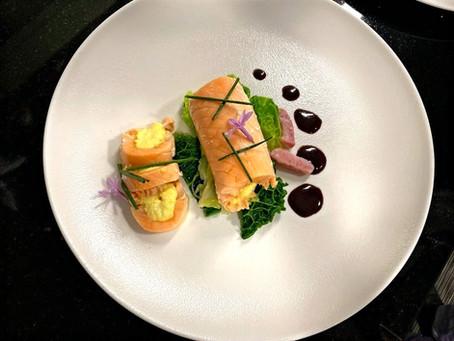 【巴黎藍帶廚藝學校】食譜分享 Resette【Paupiettes de saumon】Le Cordon Bleu Paris cuisine de base從主廚的角度看世界chefeye