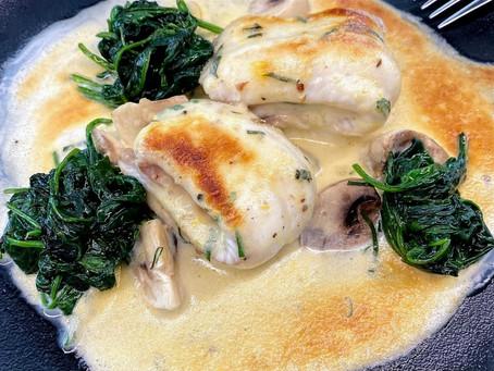 【巴黎藍帶廚藝學校】食譜分享【Filets de sole Bonne-Femme】Le Cordon Bleu Paris cuisine de base 從主廚的角度看世界chefeye