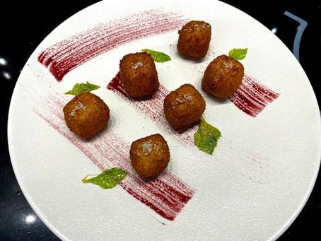 【巴黎藍帶廚藝學校】食譜分享 Resette【Cromesquis de foie gras】Le Cordon Bleu cuisine Supérieure從主廚的角度看世界chefeye