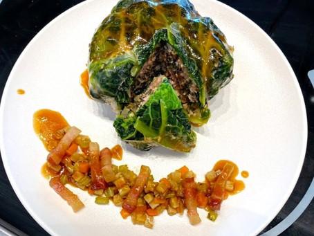 【巴黎藍帶廚藝學校】食譜分享 Resette【Chou farci poitevin】Le Cordon Bleu cuisine Intermédiaire從主廚的角度看世界chefeye