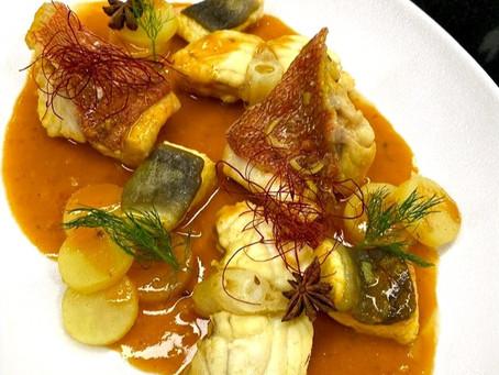 【巴黎藍帶廚藝學校】食譜分享 Resette【Bouillabaisse】Le Cordon Bleu cuisine Paris Intermédiaire從主廚的角度看世界chefeye