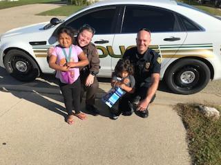 Next generation of law enforcement!