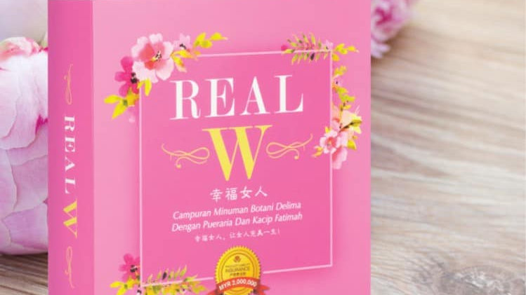 Real W Pakej Leader (2 BOX)