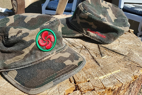 BASCO FIASCO embroidered Army style hat