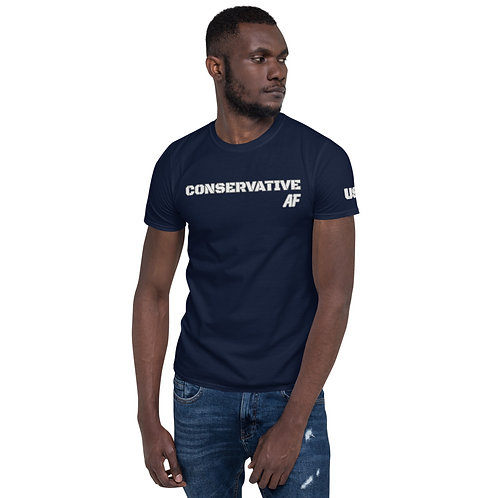 Short-Sleeve Unisex T-Shirt for the Conservative in your life!