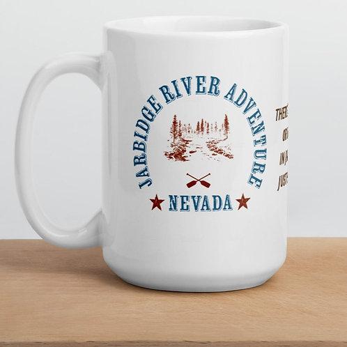 Jarbidge Nevada funny mug 15oz