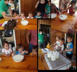 LPM-frabrication de fromage