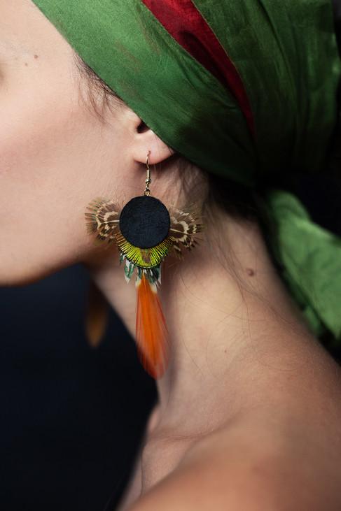 Fabienne Fleury plumasserie
