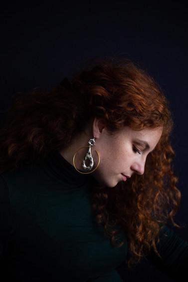 Erwan création modèle : l'informelle photo : Marion Saupin