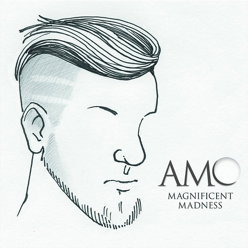 Adam Meckler Orchestra - Magnificent Madness CD
