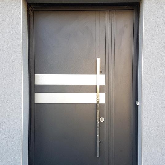 Pose porte extérieure Rennes