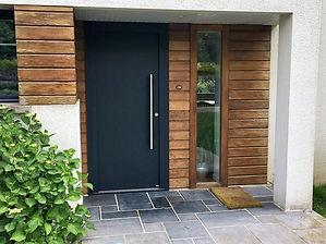 Vente porte entée maison Rennes