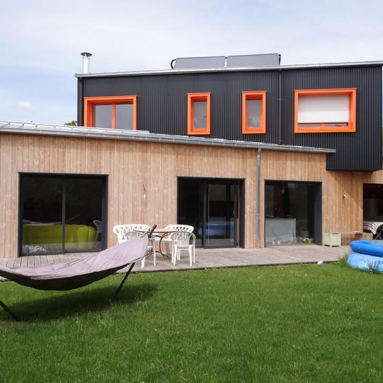 Création menuiseries extérieures maison Dinan
