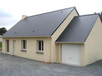 Maison neuve garage attenant