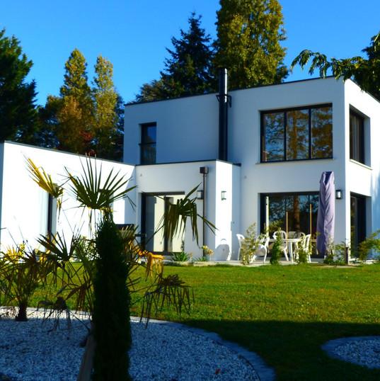 Création baie vitrée et fenêtres Rennes