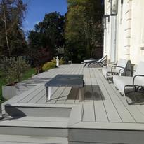 Création de terrasse à Rennes