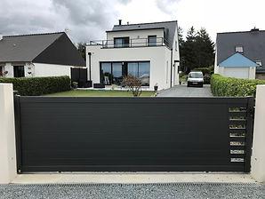 Installation portail Rennes