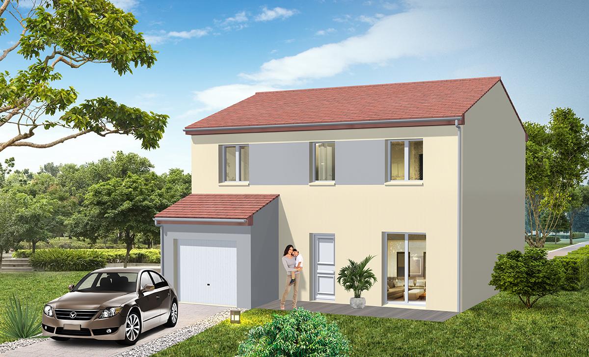 Construction maison Sud Loire