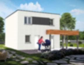 Constructeur maison bois modulaires bretagne