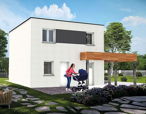 Maison modulaire pr fabriqu e bretagne ventana blog - Constructeur maison modulaire ...