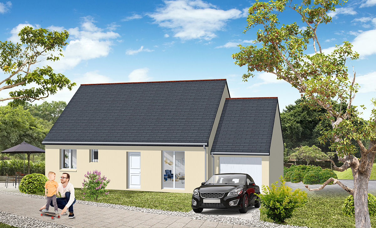 Constructeur maison Pays de la Loire
