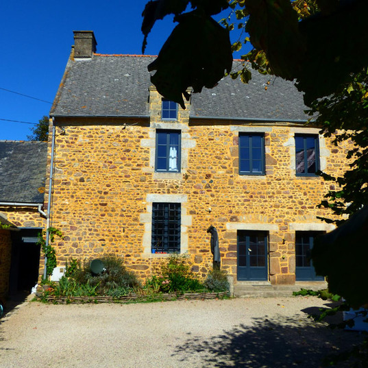 Rénovation fenêtres longère Bretagne
