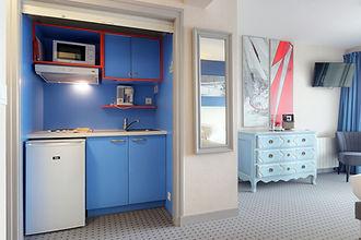 hotel petite sirene studio quiberon