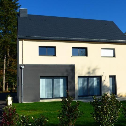 Changements fenêtres maison Saint-Malo
