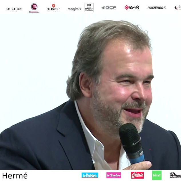 Interview de Pierre Hermé