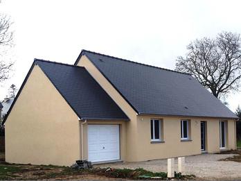 Contruction maison avec garage