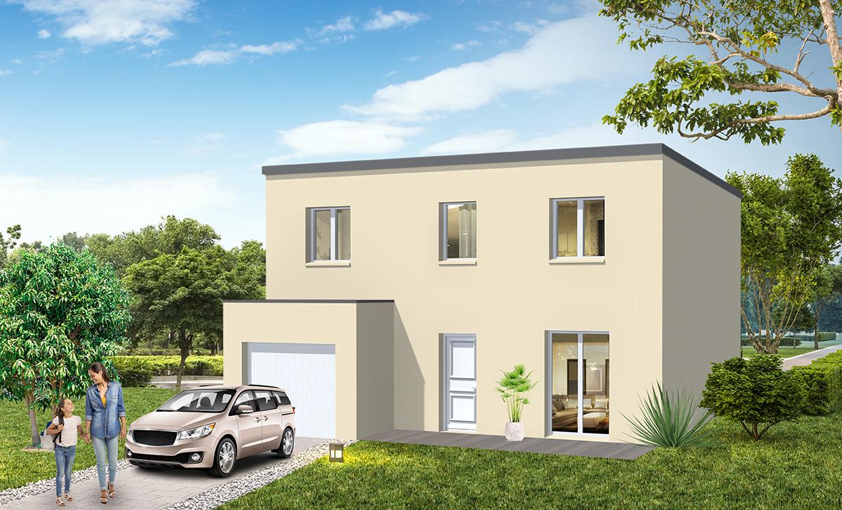 Plans construction maison
