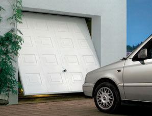 Pose porte de garage rennes