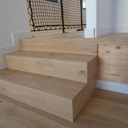 Création d'escalier maison Rennes