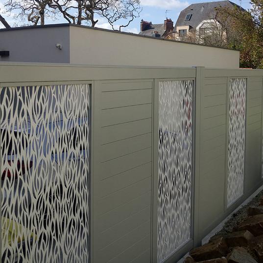 Armoric Menuiserie clôtures extérieures
