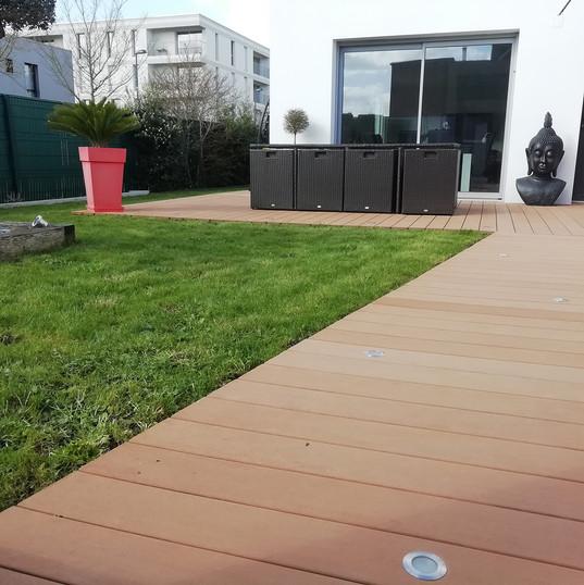 Création de terrasse maison Saint-Malo