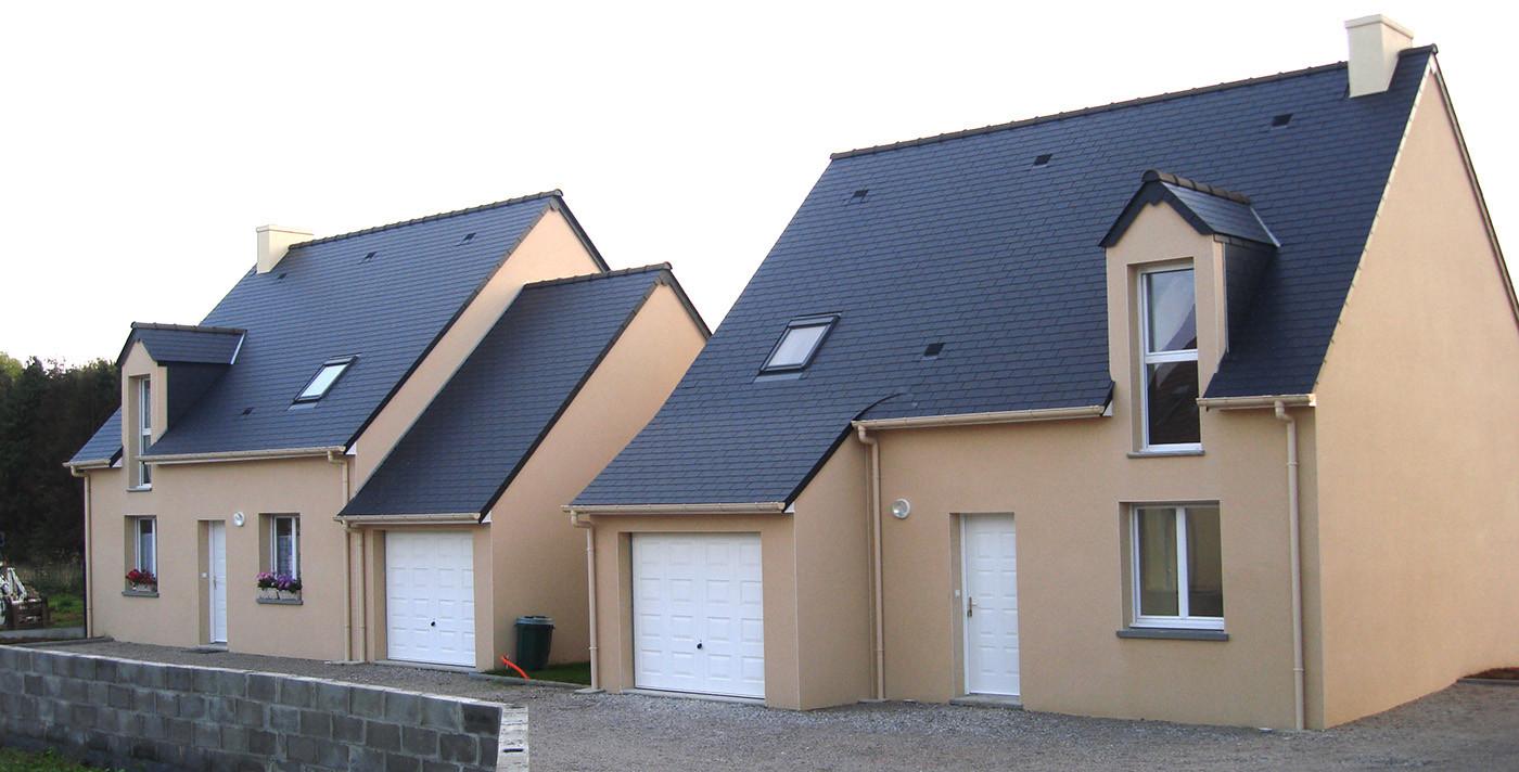 Construction maison en Bretagne