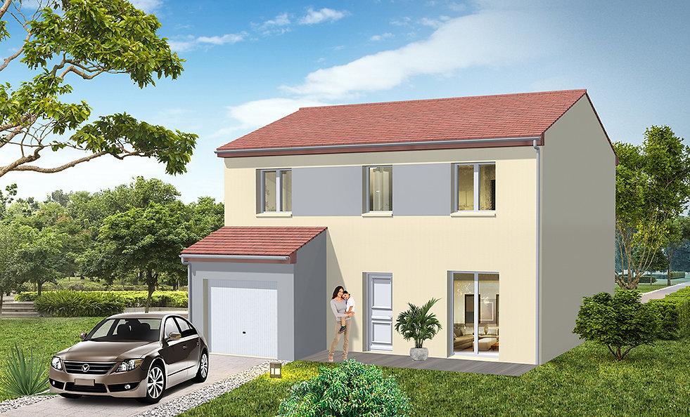 Construction maison Nates Sud