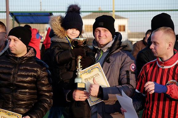 Строїнці здобули перемогу у Зимовому чемпіонаті з міні-футболу