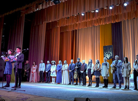 Хотинчанка – володарка Гран-прі новоселицького фестивалю патріотичної пісні