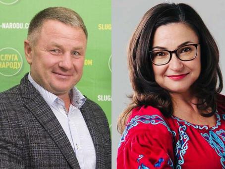 В обласній раді - двоє представників Новоселиччини