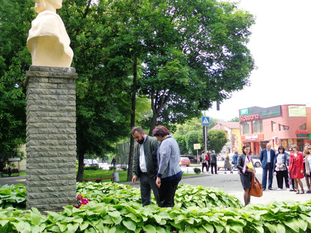 У Новоселиці вшанували пам'ять Михая Емінеску