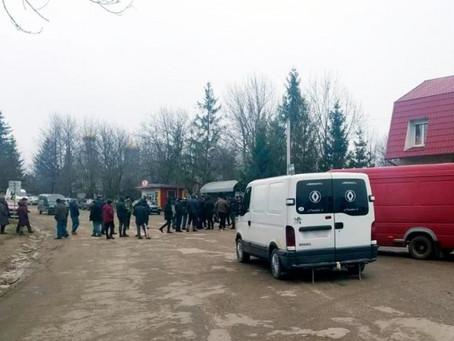 Жителі Коленківців проти Топорівської громади, вимагають щоб центр був у них