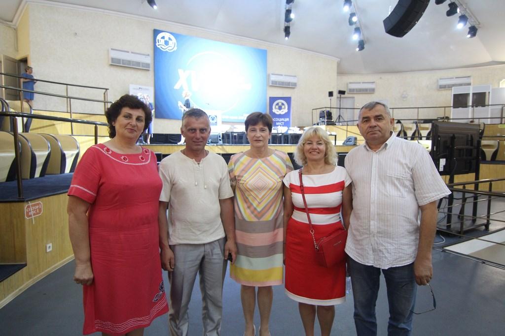 Марія Нікорич взяла участь в роботі