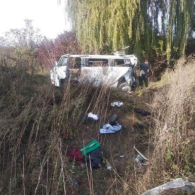 Аварія в Динівцях: є потерпілі